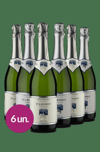 Kit Espumantes Marie-Louise (6 garrafas)