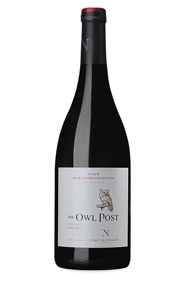 Neethlingshof Estate Collection The Owl Post Pinotage 2013