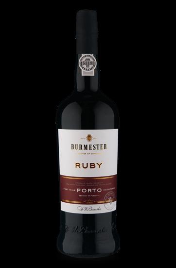 Porto Burmester Ruby