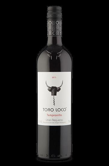 Toro Loco Tempranillo 2015