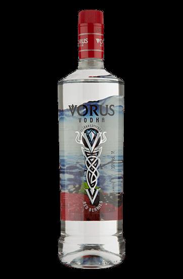 Vodka Vorus Red Berries 1 L