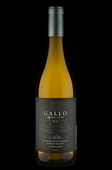 Gallo Signature Series Russian River Valley Chardonnay 2013