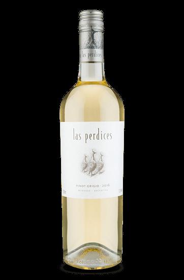 Las Perdices Pinot Grigio 2016