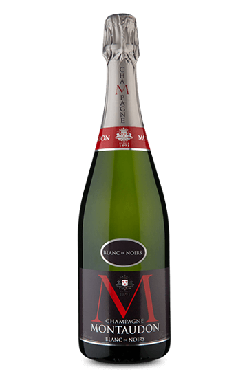 Champagne Montaudon Blanc de Noirs Brut