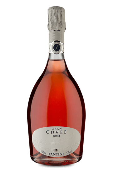 Espumante Fantini Gran Cuvée Swarovski Rosé Brut