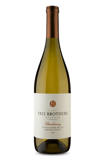 Frei Brothers Reserve Chardonnay 2015