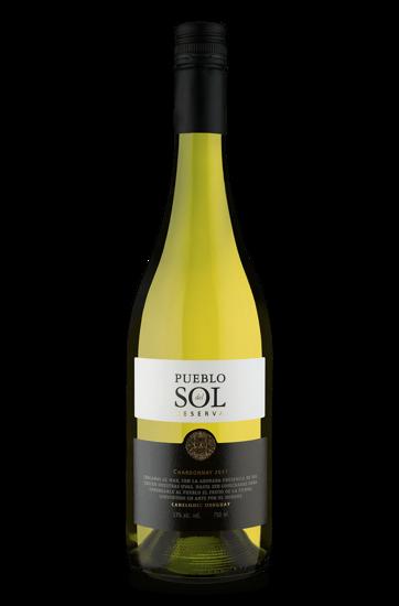 Pueblo Del Sol Reserva Chardonnay 2017
