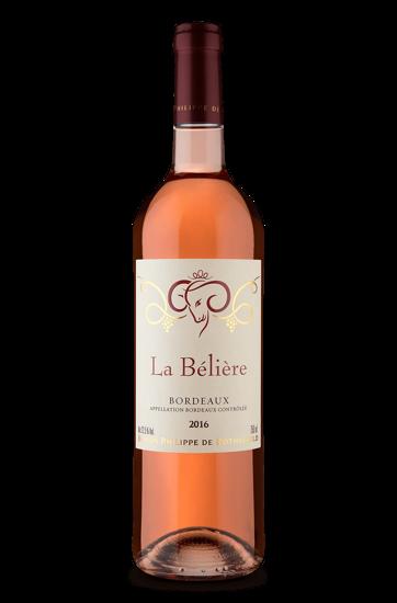 Baron Philippe de Rothschild La Bélière A.O.C. Bordeaux Rosé 2016