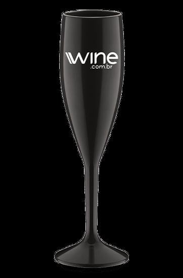 Taça Wine Preta