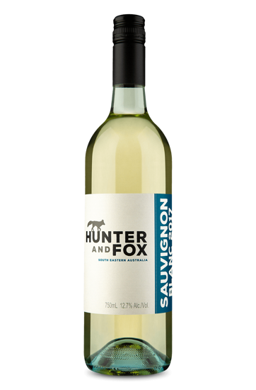 Hunter and Fox Sauvignon Blanc 2017