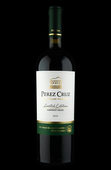 Pérez Cruz Limited Edition D.O. Valle del Maipo Cabernet Franc 2016