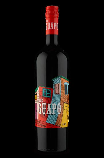 Que Guapo Malbec Blend 2017.