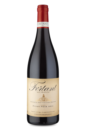 Fortant de France Reserve des Grands Monts Pinot Noir 2014