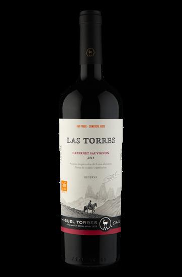 Las Torres Reserva Cabernet Sauvignon 2016