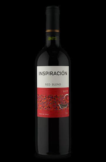 Vinho Tinto Red Blend Inspiracion 2018