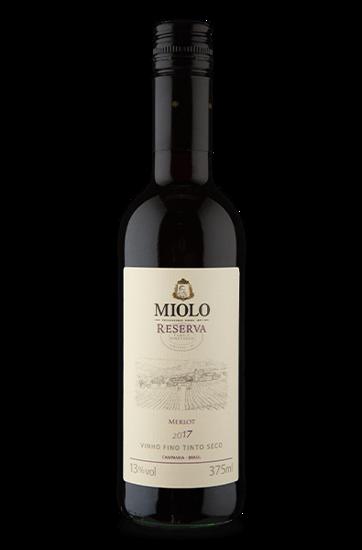 Miolo Reserva Merlot  2017 375 ml