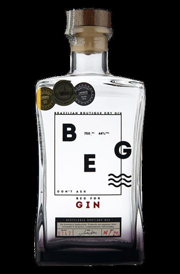 Gin Beg 750 ml