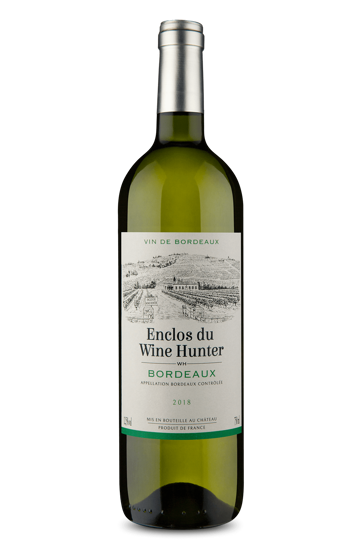 Enclos du Wine Hunter A.O.C. Bordeaux Blanc 2018