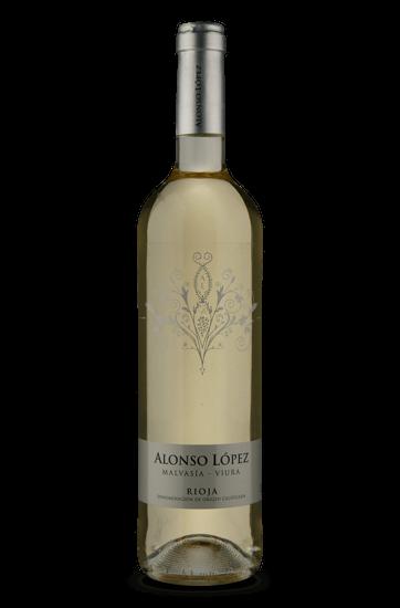 Alonso López D.O.C.a Rioja Blanco Malvasía Viura 2018