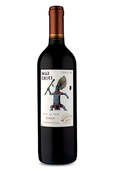 Mad Chief Syrah 2018