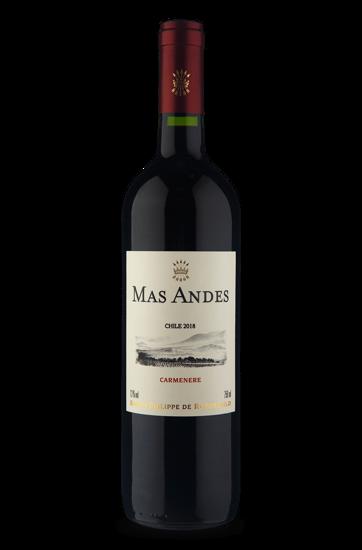Baron Philippe de Rothschild Mas Andes Carménère 2018