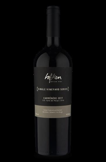 Lafken Artisan Wine Carménère 2017