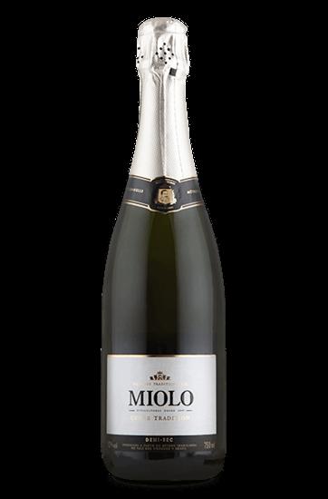 Espumante Miolo Cuvée Tradition Demi Sec