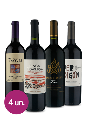 WineBox Americanos do Sul