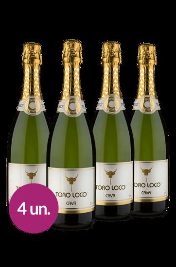 WineBox Espumante Toro Loco D.O. Cava Brut