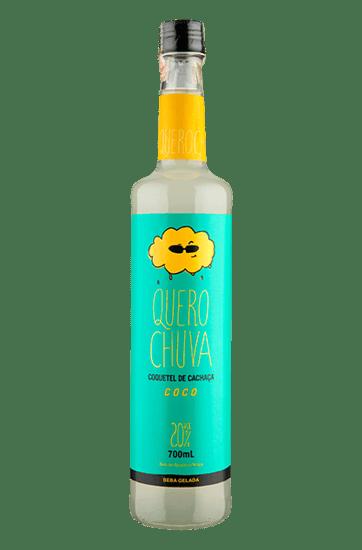 Chuva Coquetel De Cachaça - Coco