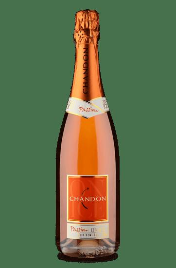 Espumante Chandon Passion Rosé Demi-Sec