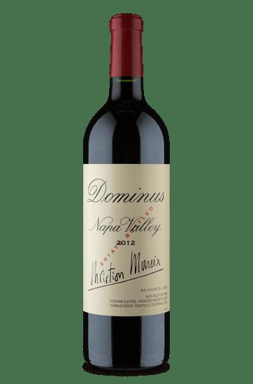Dominus Estate Napa Valley 2012