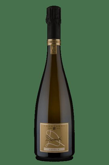 Champagne Devaux Cuvée D Aged 5 Years Brut