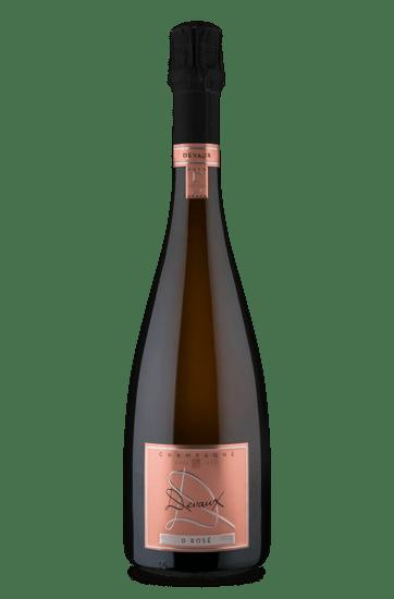 Champagne Devaux D Aged 5 Years Rosé Brut
