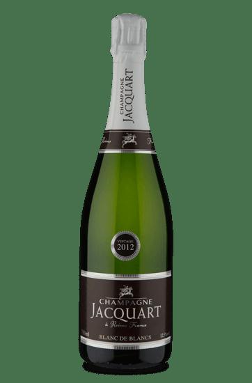 Champagne Jacquart  Blancs de Blancs Brut 2012