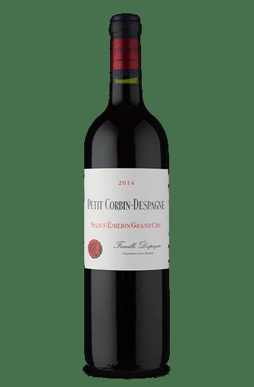 Petit Corbin-Despagne Saint-Émilion Grand Cru 2014