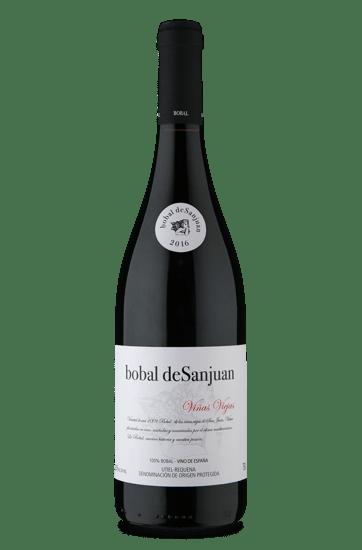 Bobal deSanjuan Viñas Viejas D.O.P. Utiel-Requena 2016
