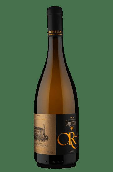 Château Capitoul Oros A.O.C. La Clape Blanc 2016