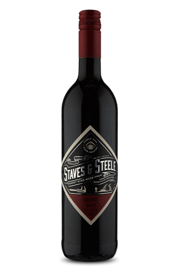 Stave And Steele Syrah 2017