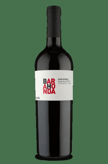 Barahonda Barrica Monastrell Syrah 2015