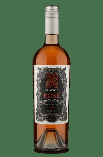 Apothic Rosé 2017