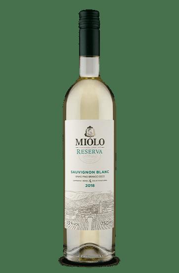 Miolo Reserva Campanha Gaúcha Sauvignon Blanc 2018