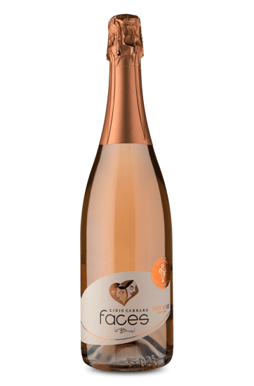 Espumante Lidio Carraro Faces do Brasil Rosé Brut