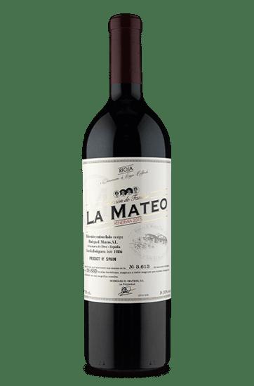 Colección de Familia La MateoD.O.Ca. Rioja 2015