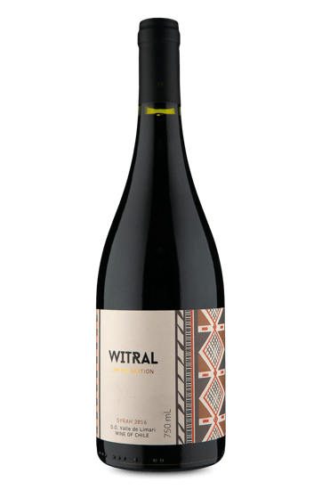 Witral Limited Edition Syrah 2016