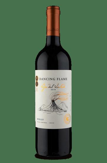 Dancing Flame Ojos del Salado Merlot 2018