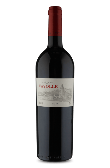 Château de Fayolle Rouge 2016