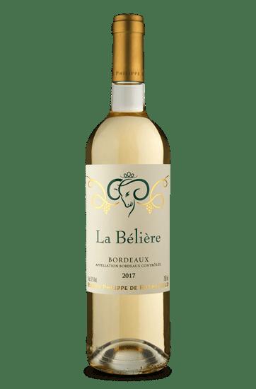 Baron Philippe de Rothschild La Bélière A.O.C. Bordeaux Blanc 2017