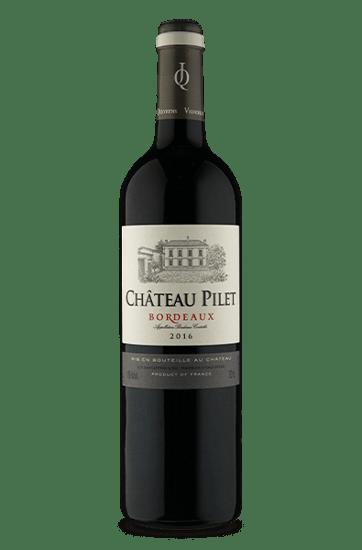Château Pilet A.O.C. Bordeaux 2016