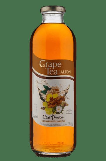 Salton Grape Tea Chá Preto com Uva Moscato e Sabor Chai